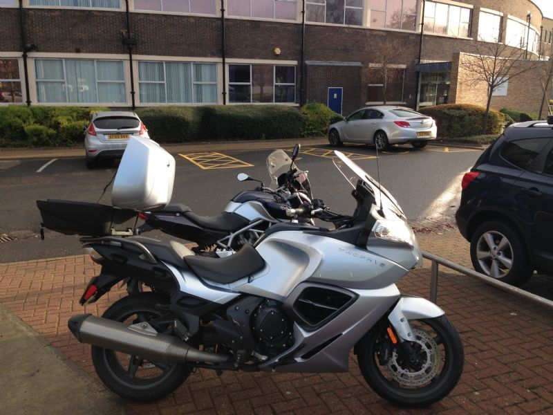 Motorcycle Couriers In Kent
