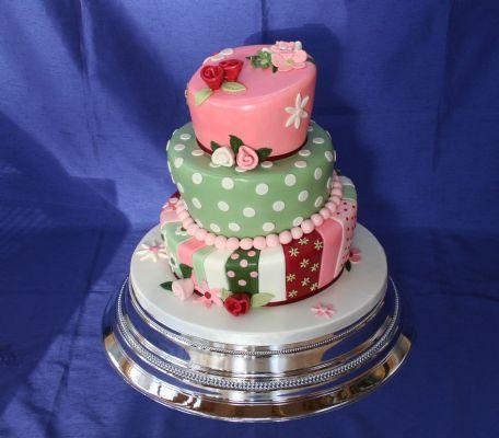 Wedding Cake Peebles