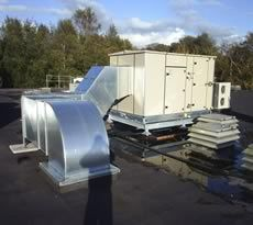 Ventilation Systems - Air Conditioning Companies Chesterfield