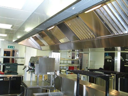 Kitchen Ventilation Canopy - Air Conditioning Companies Chesterfield