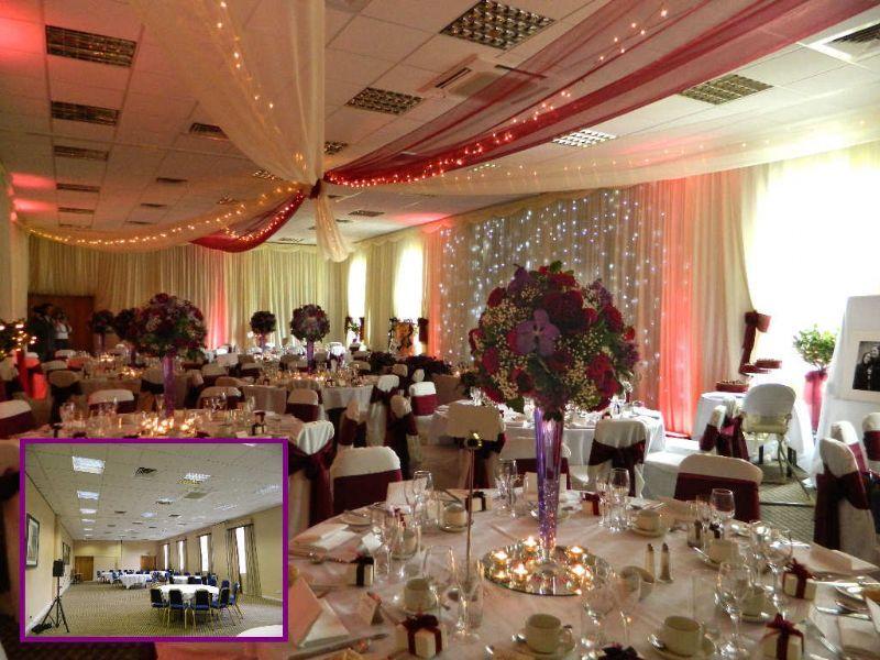 Party Linen Wedding Decorator In Moulton Northampton Uk