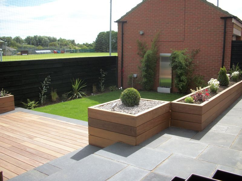 Cedar Garden Design Garden Designer In Whickham