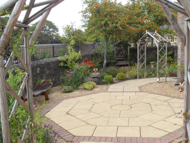 Garden landscape design newcastle for Garden design newcastle