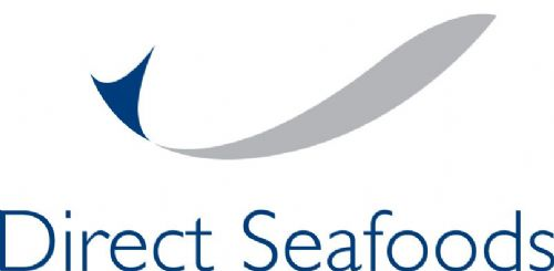 Logo created for Direct Seafoods - Graphic Designers High Wycombe