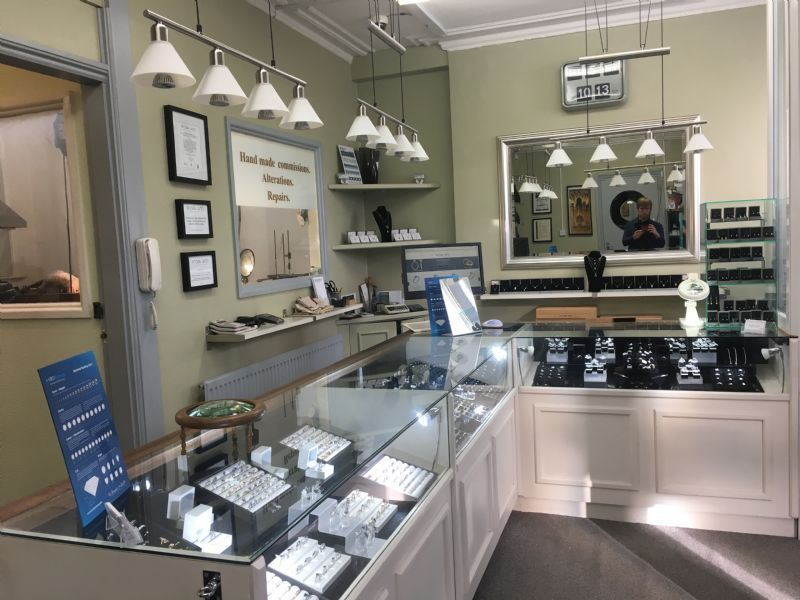 Victoria james jewellers jewellery designer in hockley for Office design victoria