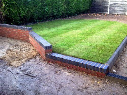 Robinsons quality landscapes landscape gardener in for Garden design grimsby