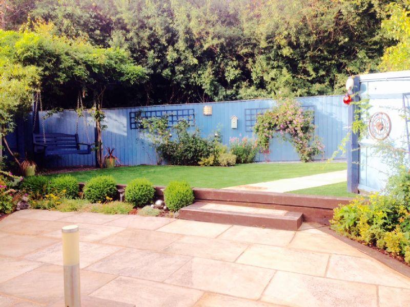 Bristol gardens landscape gardener in keynsham bristol for Garden design ideas bristol