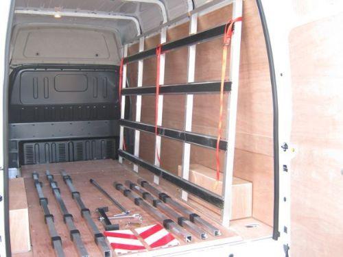 Van Roof Racks >> Glass Van Hire - Van Hire Company in South Mimms, Potters ...