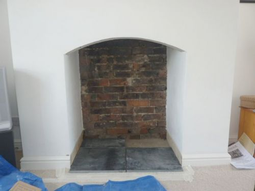 Chimney Lining For Open Fire