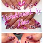 Nail Technicians - Twinkle Nails & Beauty By Tina