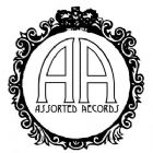 Record Labels - Assorted Records