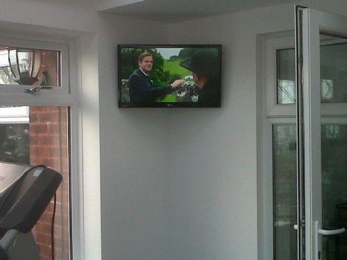 Tvi north east tv installation in sunderland uk