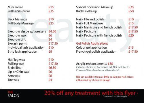The Salon. Hair and beauty - Hair and Beauty Salon in ...