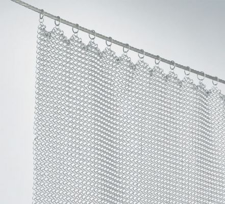 Curtains Ideas chain mail curtains : House Couturier Limited - Curtains and Blinds Shop in Fulham ...
