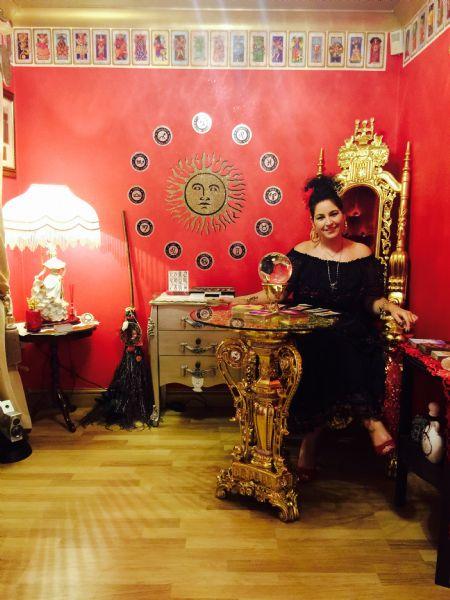 Psychic Tea Room