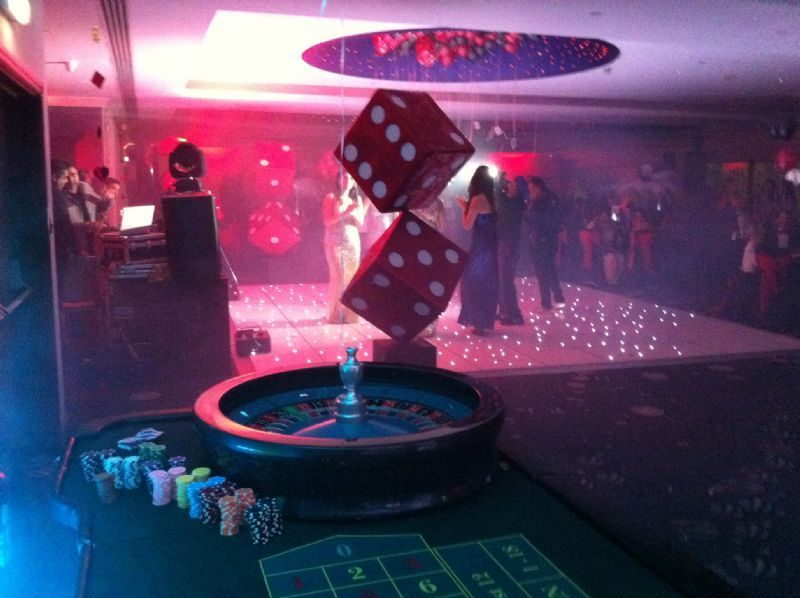 Casino hire for parties