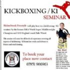 Kickboxing - Holmebrook Freestyle Kickboxing / k1 oriental m.m.a. club