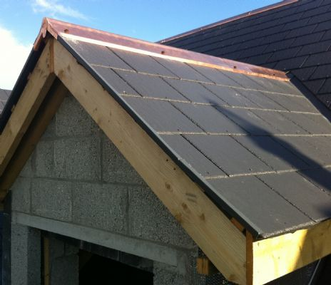 Copper Ridge Systems Ltd S P R Penrose Roofing Roofline