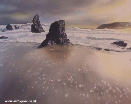 Sango Bay, Durness - Artists Oswestry