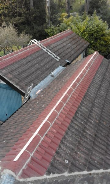 M B Roofing Contracts Roofer In Andover Uk