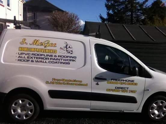 S Mcgee Home Improvements Amp Property Maintenance Roofer