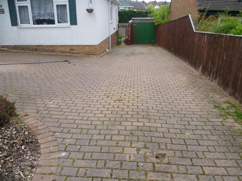 Clearways driveway cleaning company in bromborough for Driveway cleaning companies