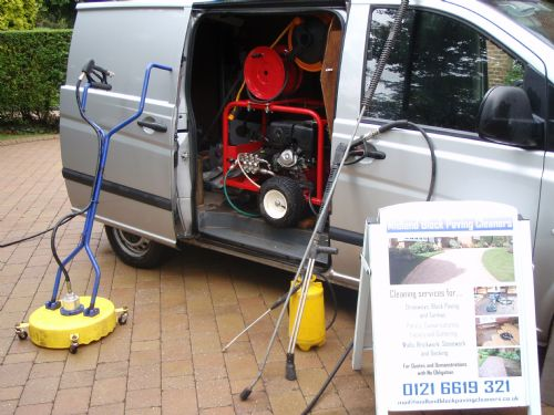 Midland Block Paving Cleaners Driveway Cleaning Company