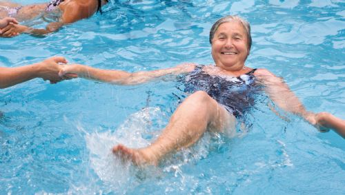 A fun (And healthy!) day out swimming - Healthcare Services Wimborne