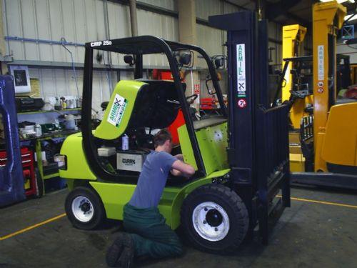 Armill Lift Trucks Ltd Forklift Sales In Braintree Uk