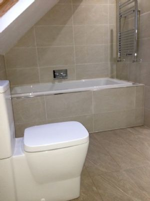 tiling a bath panel  TilersForumscouk  Professional