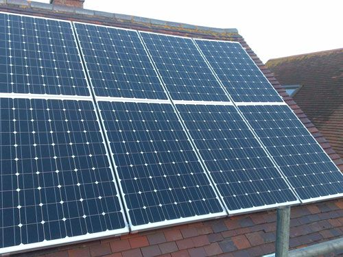 Techfor Energy Solar Panels Company In Guildford Uk