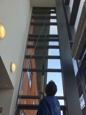 Cleanquest Window Cleaner In Sheffield Uk