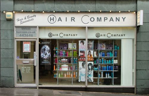 company information dantera salon