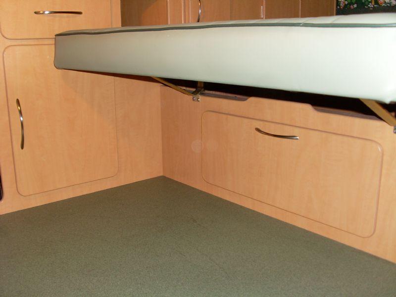 Sjs vw camper interiors camper van manufacturer in for Vw t4 interior designs