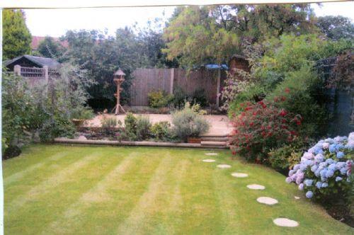 Greenfingers Gardening Services Landscape Gardener In