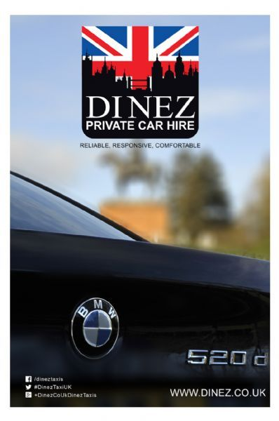 Dinez Taxis And Airport Transfers Taxi Company In