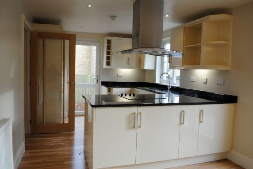 New Kitchen for New House Build - Kitchen Fitters Bath