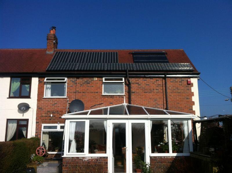 Ac Solar Solar Panel Installer In Longbridge Hayes