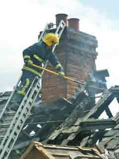 Chimney Fires Can Kill - Chimney Sweeps Orpington