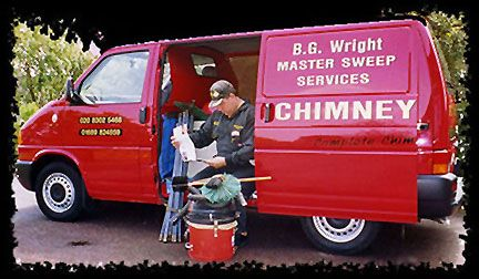 Excellent chimney sweep service, for Kent & SE London - Chimney Sweeps Orpington