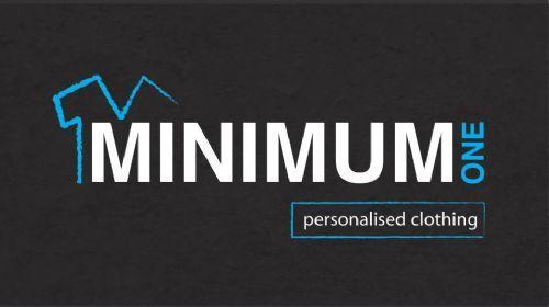 Minimum one t shirt printer in motherwell uk for Company logo shirts no minimum
