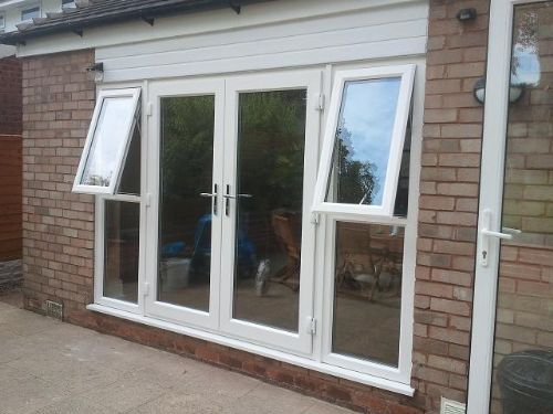 P l glazing double glazing company in morley leeds uk for Double glazing firms