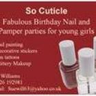 childrens parties - So Cuticle