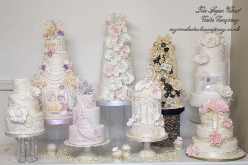 Cake Decorating Company Leeds : The Sugar Velvet Cake Company - Cake Maker in Huddersfield ...