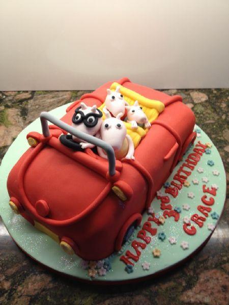 Birthday Cake Makers Leeds