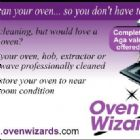 Oven Cleaning - Oven Wizards Hertfordshire