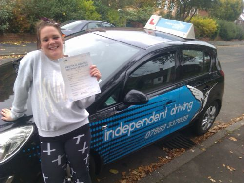 how to become an independent driving instructor