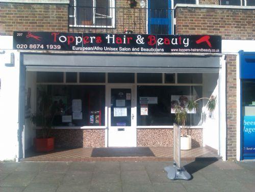 Salon 207 - Hair and Beauty Salon in Streatham Hill ...