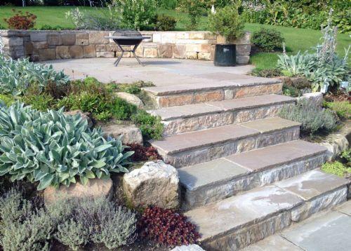 Terra firma gardens garden designer in glasgow uk for Garden design glasgow