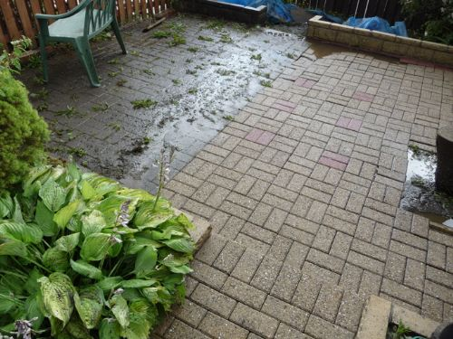 Pressure Wash Glasgow Driveway Cleaning Company In